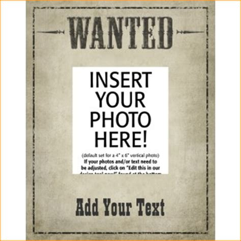 wanted poster template free wanted poster template free www pixshark images