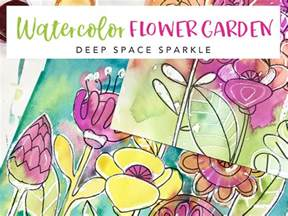 How To Draw A Garden With Flowers Draw A Flower Garden Space Sparkle