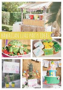 Kids Crafts Christmas - luau birthday party pretty my party
