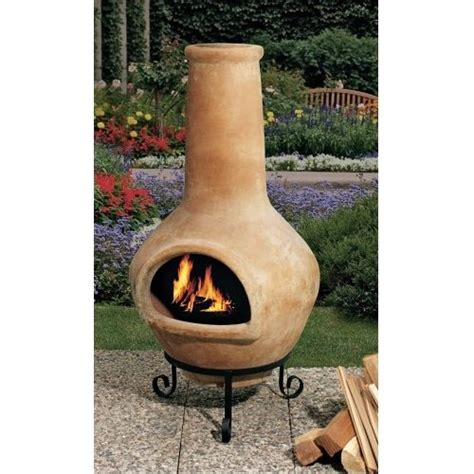 chiminea on deck chiminea this one chiminea