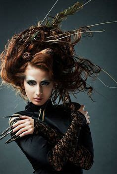 halloween gothic hairstyles gothic halloween hair styloss com