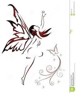 flying fairy royalty free stock photography image 20471817