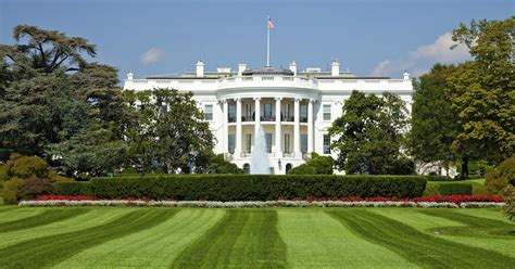 White House The United States Presidential House Traveldigg Com