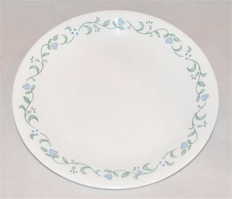 Corelle Dishes Country Cottage by 6 New Corelle Country Cottage Lunch Luncheon Plates 8 5