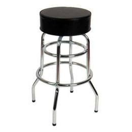 Reupholstering Bar Stools by How To Reupholster A Padded Bar Stool Doityourself