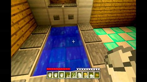 how to build a bathroom in minecraft minecraft xbox 360 how to build a bathroom with working