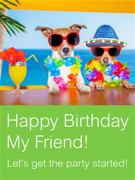 Happy Birthday My Cards Birthday Greeting Cards By Davia Free Ecards Via Email