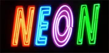 neon l les n 233 ons publicitaires arch 233 ologie du futur