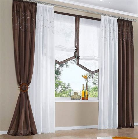 sheer curtains for sale new hot sale finished curtains for windows gauze voile