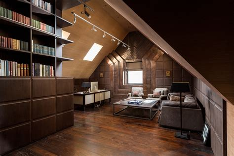 home and office decor interior optimizing attic for home office and workspace
