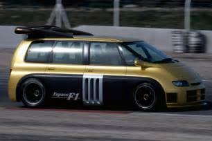 Renault Espace F1 Karznshit 94 Renault Espace F1