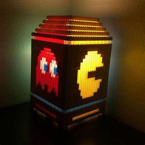 the pac light built with lego bricks gadgetsin