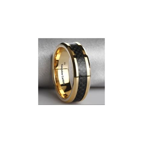 Tungsten Carbide Ring Wedding by Gold Celtic Tungsten Carbide Wedding Engagement