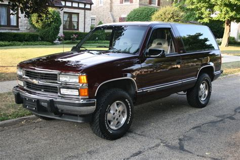 how to fix cars 1995 chevrolet s10 spare parts catalogs 1995 chevrolet tahoe overview cargurus