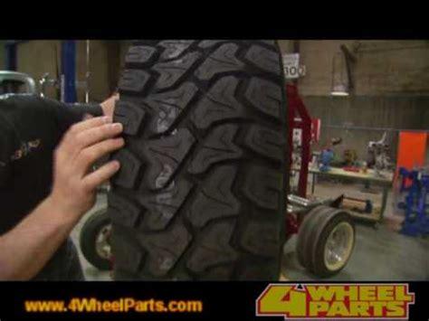 aggressive  mickey thompson baja radial atz tires