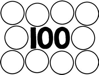 100 day snack sorting mat 100th day snack mat www imagenesmy
