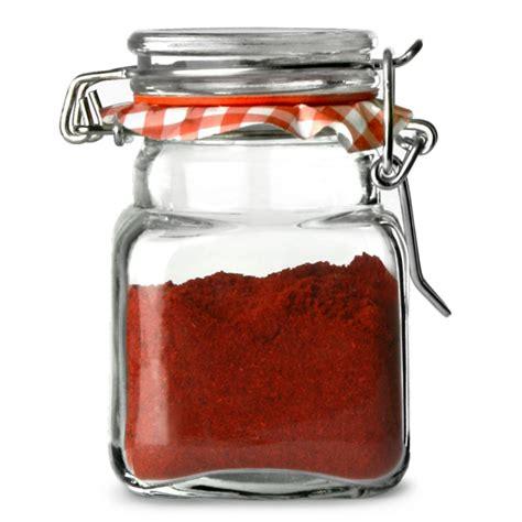 Best Spice Jars Kilner Square Clip Top Spice Jar 70ml Kilner Herb Jars