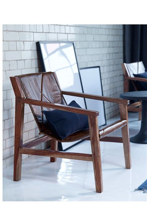diy leather wrapped lounge chair ikea ikea decora leather sling chair vexx chair commune leather sling