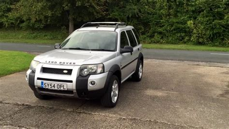 land rover freelander 2004 2004 54 land rover freelander 2 0 td4 hse station wagon 5d
