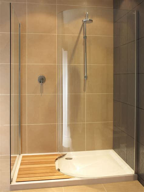 open showers mizu open walk in shower system the mizu shower range