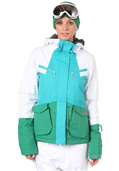 bench white jacket bench manik 2 jacket snowboard jacket for women white