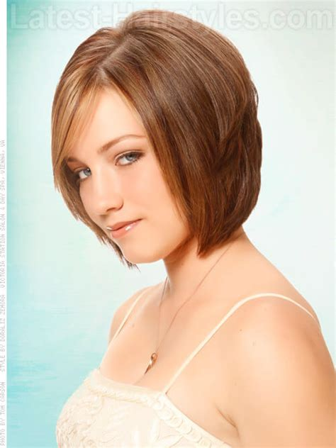 long layered wedge bobs layered wedge bobs for fine hair short hairstyle 2013