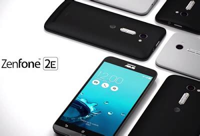 Hp Asus Zenfone 2e Inilah Spesifikasi Dan Harga Asus Zenfone 2e Tabloid Hape