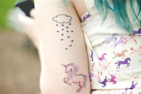 imagenes de unicornios tatuados tatuagem unic 243 rnio significado de 30 inspira 231 245 es