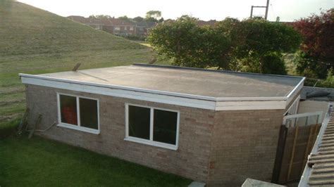 Flat Roof Garage Plans by Flat Roof Garage Design