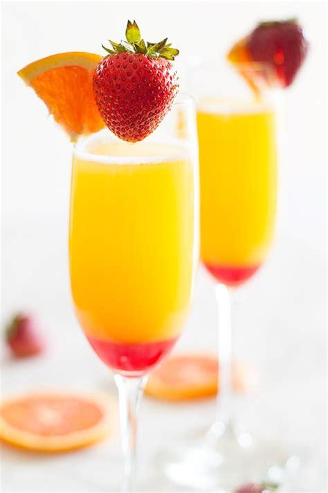 strawberry mimosa cupcakes recipe dishmaps