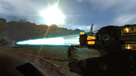 Tesla Cannon Chargeable Tesla Cannon At Fallout New Vegas Mods And