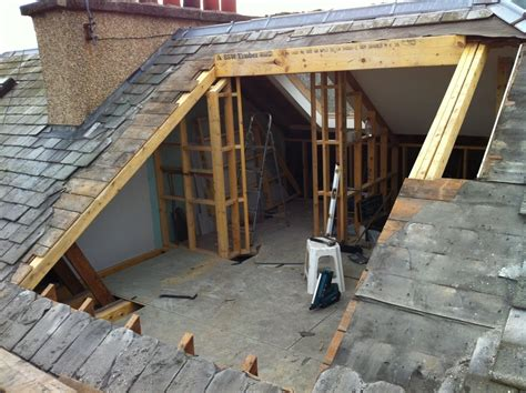 Dormer Roof Framing Dvb Joinery Services 100 Feedback Carpenter Joiner