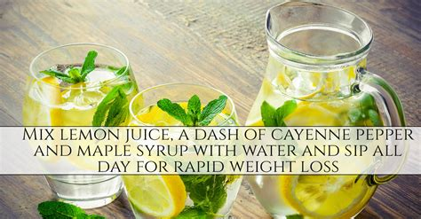 Make Your Own Detox Drink To Lose Weight by Image Gallery Detox Drinks