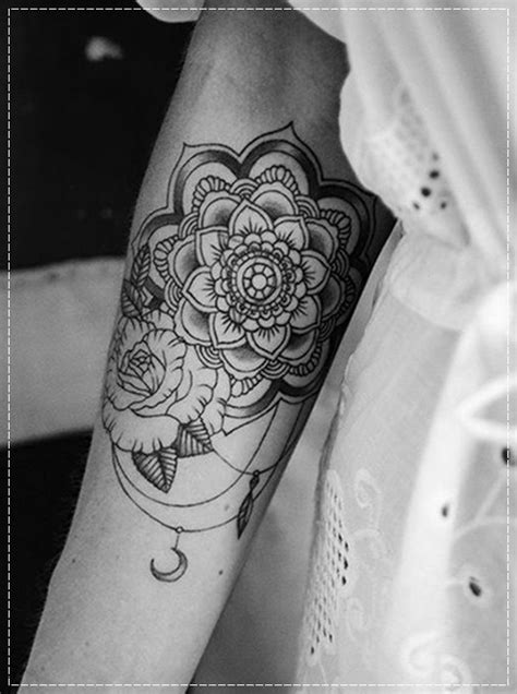 51 Attractive Mandala Tattoo Designs   Amazing Tattoo Ideas