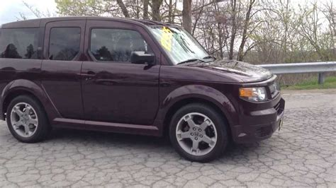 Honda Sc by 2007 Honda Element Sc