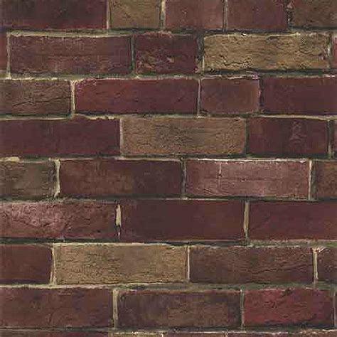 BG21586 - Brick Wall Wallpaper - Discount Wallcovering Kids Room Wallpaper Pattern
