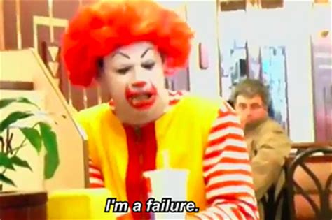 I Think Ronald Mcdonald Should Retire by Diem S Top Ten Scariest Things On Earth A Social Mess