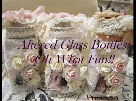 huge haul shabby chic room decor youtube shabby chic altered glass jars small thrift store haul
