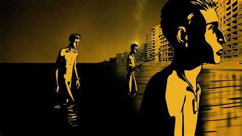 waltz with bashir war documentary meets israeli animation top 10 animated films not from japan or the u s
