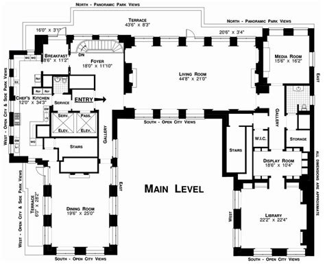 Spelling Manor Floor Plan the real estalker more new york city floor plan porn