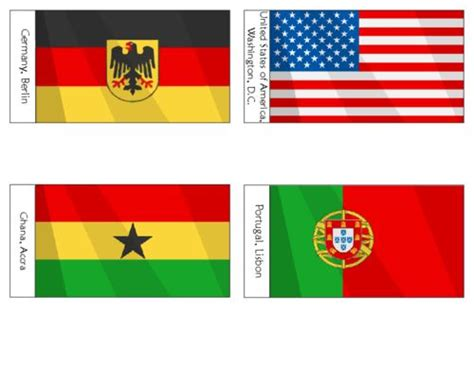 flags of the world countries printable pinterest the world s catalog of ideas