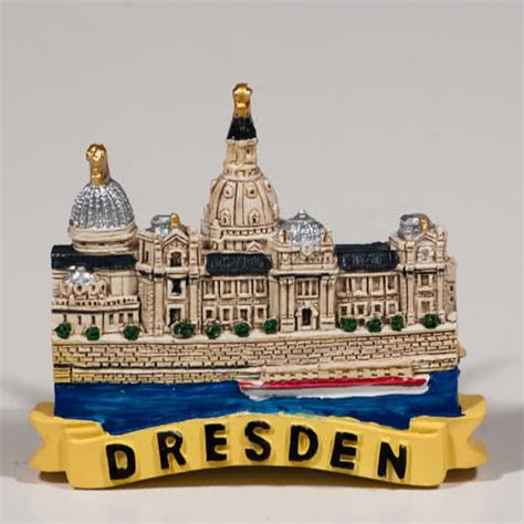 the wide dresden book books resin fridge magnet germany dresden view