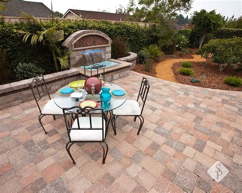system pavers pavers concrete for your next outdoor living project