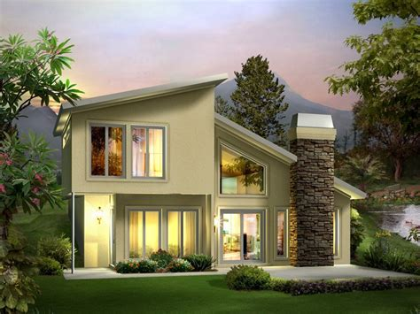 Earth Berm Home Plans by 30 Beautiful 2 Storey House Photos