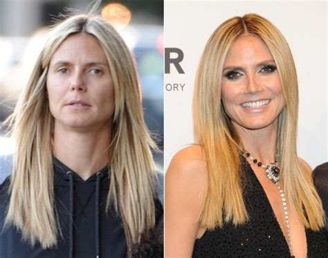 heidi montag without extensions 20 celebrities who look completely different without