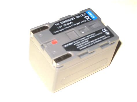 Battery Samsung Sb L220 eaglecool samsung camcorder battery charger and other accessories