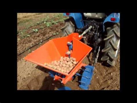 Automatic Potato Planter by Automatic Potato Planter 1linha For Tractors Of 12 Hp To