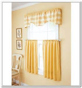 Yellow Kitchen Curtains Valances Yellow Kitchen Quotes Quotesgram