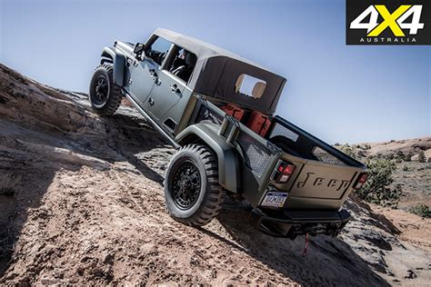 jeep chief road jeep crew chief 715 concept review 4x4 australia