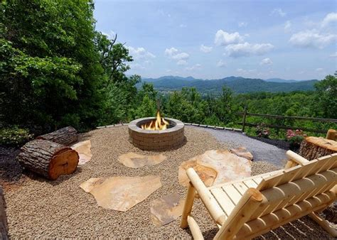 Sunset Cottages Gatlinburg by 17 Best Images About Cabins With With Outdoor Firepit On